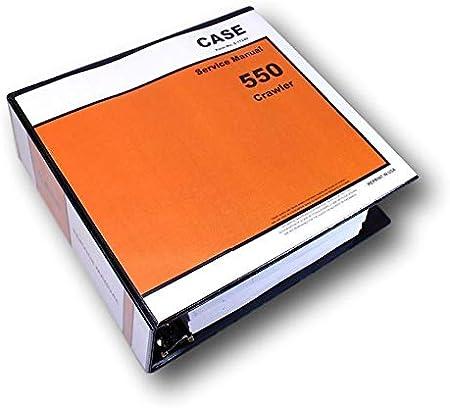 CASE 1370 TRACTOR SERVICE REPAIR MANUAL TECHNICAL SHOP BOOK OVERHAUL