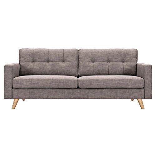 NyeKoncept 223371-B Aluminium Gray Uma Sofa from NyeKoncept