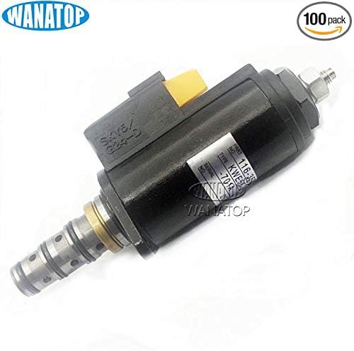24 V Solenoid Valve 116-3526 1163526 315-4412 3154412 For Excavator E320 E320B E320C KWE5K-31G