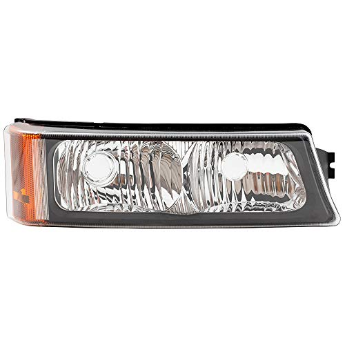 - Passengers Park Signal Front Marker Light Lamp Replacement for Chevrolet Pickup Truck 15199557