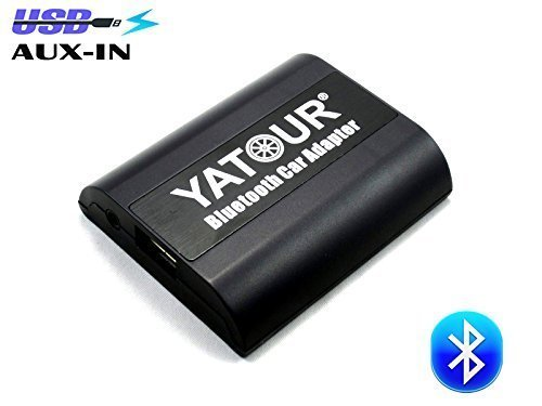Yatour Car Bluetooth Adapter Handsfree Car Kit For BMW 17PIN E46 E39 etc
