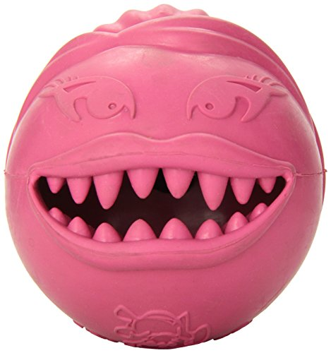Jolly Pets 3.5-inch Monster Girl, Pink (Monster Mouth)