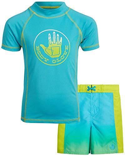 Body Glove Little Boys 2-Piece Rash Guard