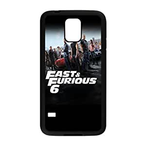 Samsung Galaxy S5 Cell Phone Case Black_Fast And Furious 6 Cast Vicem
