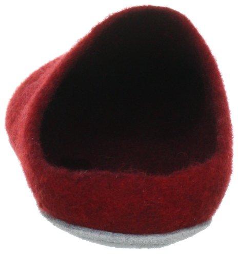 MagicFelt AP 701 Unisex-Erwachsene Pantoffeln Rot (rubin 4823)