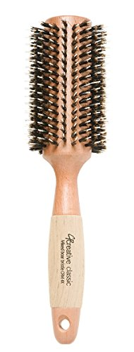 X-large Ceramic Brush (Creative Hair Brushes Classic Round Sustainable Wood, X-Large, 3.6 Ounce)