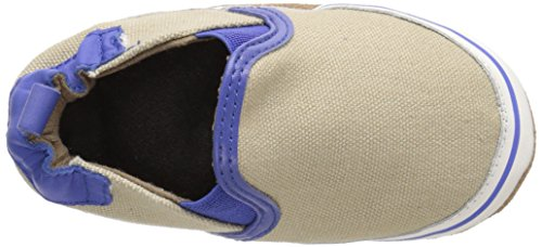 Robeez Liam Soft Sole Crib Shoe (Infant), Taupe, 6-12 Months M US by Robeez (Image #8)