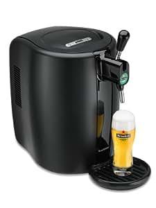 Seb VB215700 B70 - Dispensador de cerveza, color negro