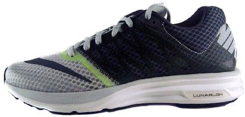 Nike Lunarspeed + Kvinnor Löparskor, 10,5, Pr Platina / Drk Gry-vit-vlt