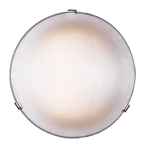 Circolo 3 Light (Elk Lighting 532-3WH Circolo Flush Mount)