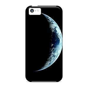 Iphone 5c Case Slim [ultra Fit] Earth Protective Case Cover