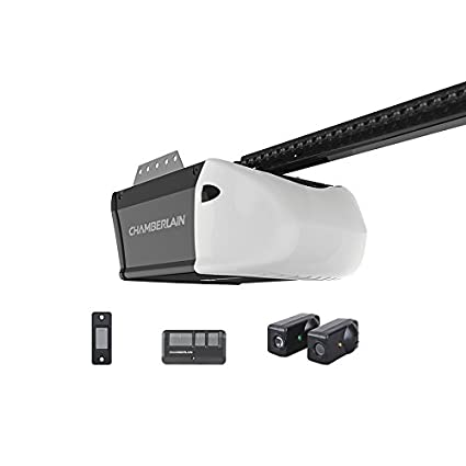 chamberlain 12 hp chain drive garage door opener - Garage Door Opener Amazon