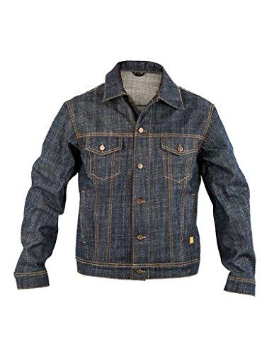 StS Ranchwear Western Jacket Mens Denim Peyton Snap Front Blue STS9766