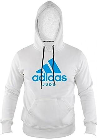 adidas Pullover Community Judo Unisex weiß Größe L: Amazon