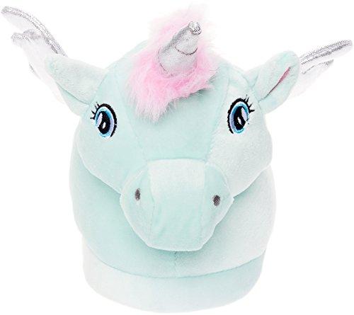 Unicorn Plush Slippers | Kawaii Plush Slippers 2