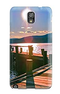 Durable Protector Case Cover With Warm Sunshine Hot Design For Galaxy Note 3 by lolosakes