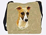 Whippet Tote Bag – 17 x 17 Tote Bag