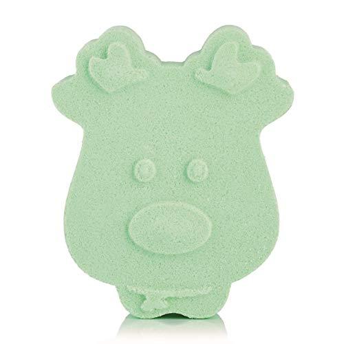 The Body Shop Peppermint Candy Cane Bath Bomb, 1.7 Oz (Vegan)