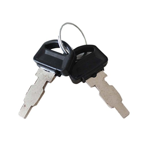 Aisen 2× Electric Start Control Box Key For Honda GX160 GX200 GX240 GX270...