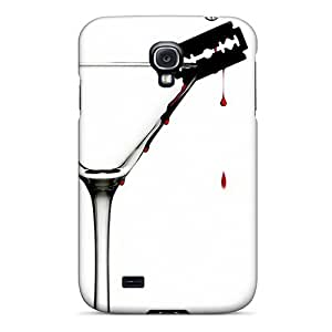 High-quality Durability Case For Galaxy S4(blood Martini)