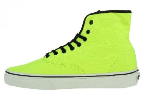 Vans Authentic Hi VRQFH37 - Zapatillas clásicas de tela unisex gelb