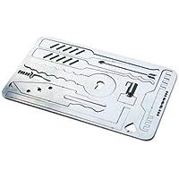 Survival EDC Lock Pick Card Lock Picking Set