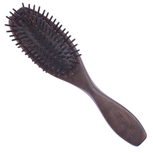 Breezelike Wood Hair Brush Professional