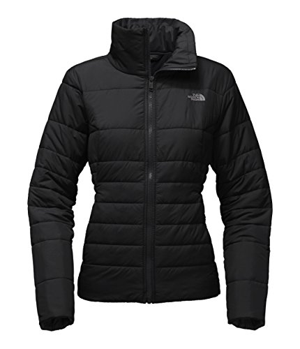 The North Face Women's Harway Jacket – TNF Black and Foil Grey -S