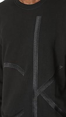 Calvin Klein Jeans Men's Embroidered Logo Sweatshirt