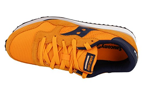 classic cheap price Saucony DXN - Tan Orange / Blue sale buy official NHm3rrRo0