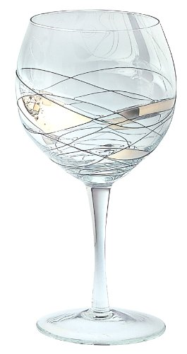 UPC 740731678306, Wine Things Unlimited Platinum Balloon Goblet, 20-Ounce