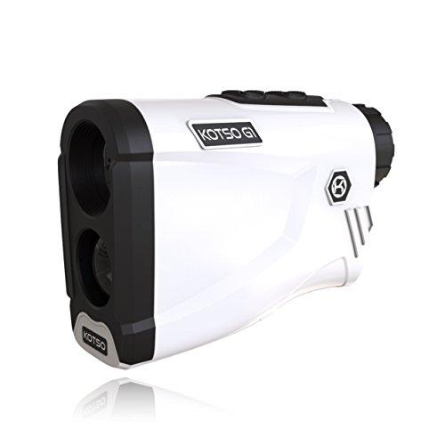 KOTSO Laser Rangefinder Golf Range Finder Golfing G1