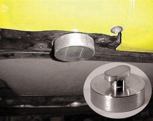 Billet Aluminum 17181310 Corvette Lifting Jack Pad Set 4