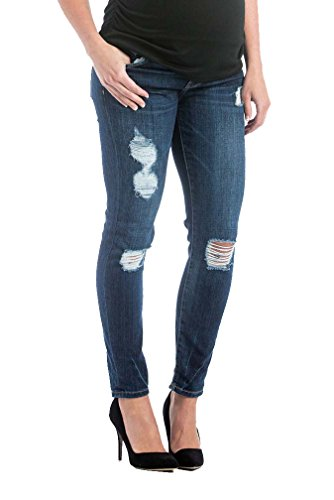 Five Pocket Maternity Jeans - 2