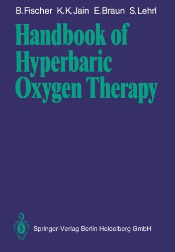 Handbook of Hyperbaric Oxygen Therapy