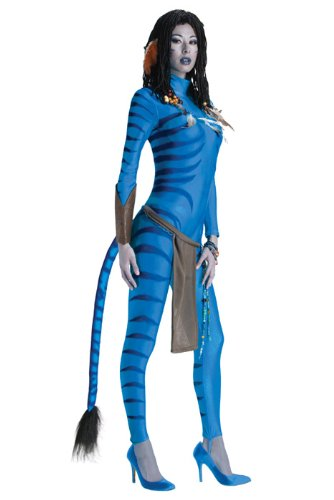 Secret Wishes Avatar Neytiri Costume, Blue, Medium (6/10)]()