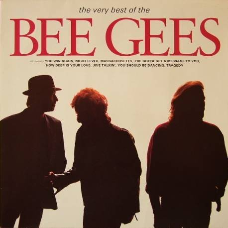 Bee Gees - The Very Best Of The Bee Gees - Polydor - 47 471 8 (The Very Best Of The Bee Gees Vinyl)