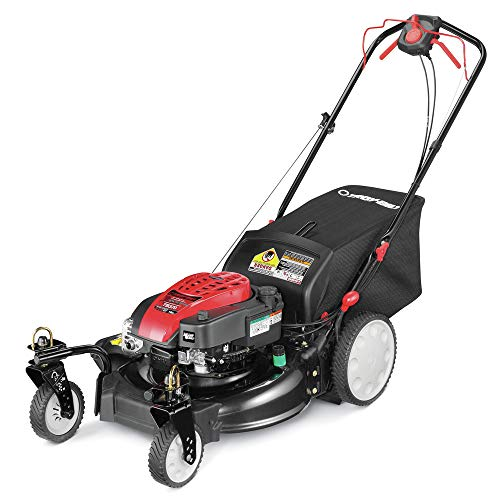 Mtd Products 12AKP6BC766 XP Self-Propelled Lawn Mower, 3-N-1, 190cc Engine, 21-In. - Quantity 1 (Mtd Pro 21 Self Propelled Lawn Mower)
