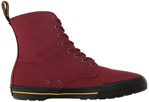 Burdeos Zapatillas Adulto Winsted Unisex Martens Dr 4wpqg8
