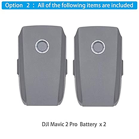 Ocamo DJI Mavic 2 Pro/Zoom Battery 31 Minutes of Flight Time Protection Features Intelligent Flight Battery for DJI Mavic 2 Pro Drone 1pcs