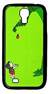 The Giving Tree Customized Hard Shell Black Samsung Galaxy S4 I9500 Case By Custom Service Your Perfect Choice