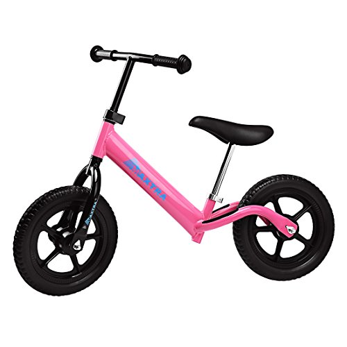 Maxtra Lightweight Balance Bike Safety Designed No Pedal Training Bicycle with Adjustable Seat and Handlebar For Ages 2 to 5 Years by Maxtra (Image #8)