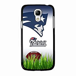 Samsung Galaxy S4 Mini Case Aztec NFL New England Patriots Football Team Logo Sports Design Hard Shell Protective Accessories Case Cover for Men