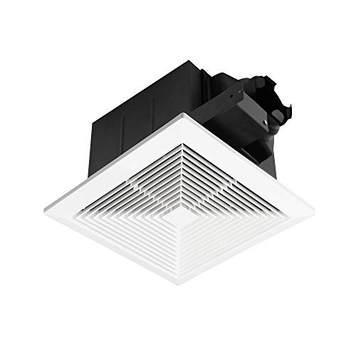 Ultra Quiet Ventilation Fan Bathroom Exhaust Fan (70CFM/0.3Sone)