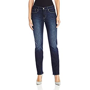 Signature by Levi Strauss & Co. Gold Label Women's Totally Shaping Slim-Straight Jean