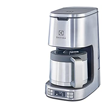 Electrolux Coffee Maker Parts : Electrolux ELTC10D8PS Expressionist Thermal Coffee Maker, Stainless Steel GoSale Price ...
