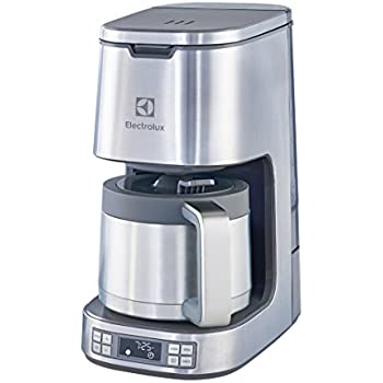 Amazon Electrolux ELTC10D8PS Expressionist Thermal Coffee Maker