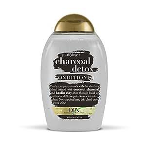 OGX Charcoal Detox Conditioner, 385ml