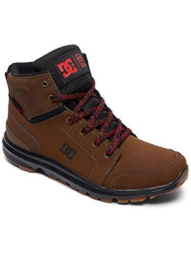 DC Shoes Torstein, Botas Clasicas Para Hombre DARK CHOCOLATE