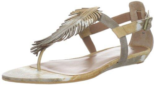 daniblack Women's Bessie Sandal,Tie Dye,8.5 M US Daniblack Ladies Shoes